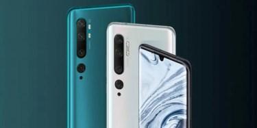 「ハイエンド」にならず。Xiaomi「Mi Note 10」「Mi Note 10 Pro」正式発表