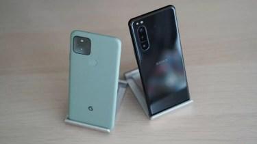 コンパクト比較レビュー。「Xperia 5II」と「Google Pixel 5」結局どちらがおすすめか