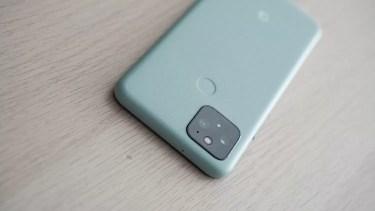 「Google Pixel 5」。新機能「アダプティサウンド」がまもなく追加される可能性
