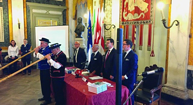 Ricordati a Genova i 120 anni della storica funicolare del Righi