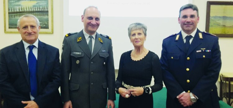 Le capacità dell'Esercito Svizzero e le sue missioni all'estero al Circolo di Catania