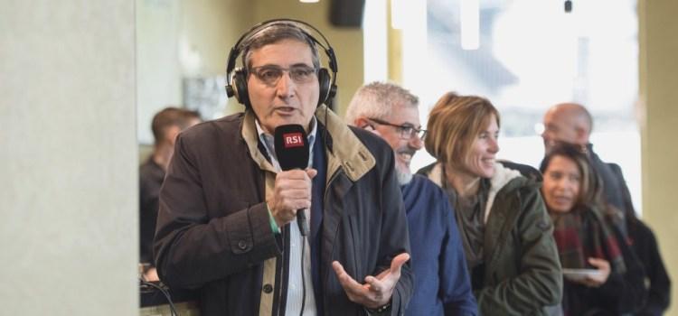 Maurizio Canetta – Direttore Radiotelevisione Svizzera