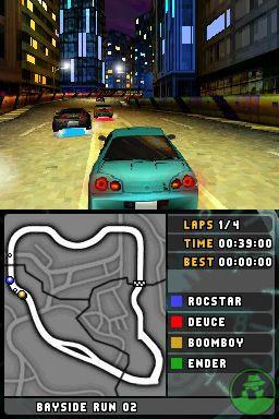 Need For Speed Underground 2 Map : speed, underground, GameSpy:, Speed, Underground