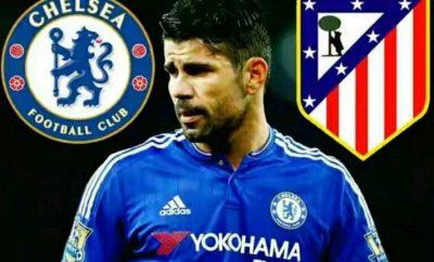 Atletico Madrid Still Want Diego Costa