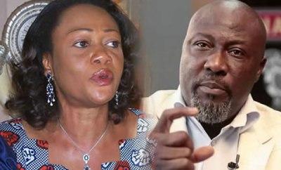 Remi Tinubu Says She Has Forgive Dino Melaye