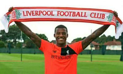 Liverpool Complete Signing Of Georginio Wijnaldum