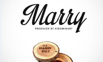 DJ Neptune – Marry ft. Mr Eazi