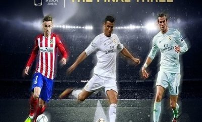 UEFA Releases Final List For Europe Best Player Award