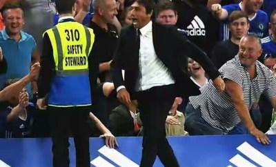 Conte Pleased Chelsea Fighting Spirit