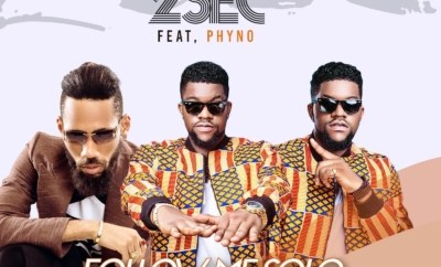 2sec – Follow Me Solo ( Remix) ft. Phyno