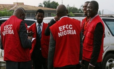 EFCC Arrests Own Detective