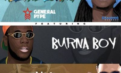 General Pype ft. Burna Boy & Phyno – All The Loving