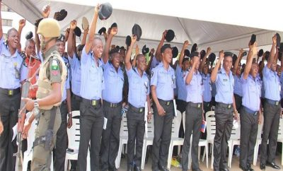 Reps Approves State Community Police