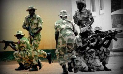 23 Niger Delta Militants Killed