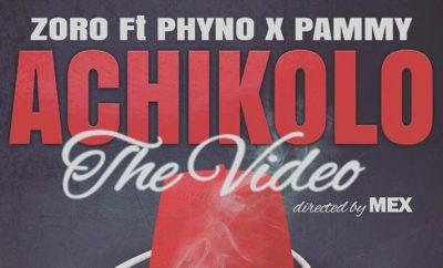 VIDEO: Zoro Ft. Phyno – Achikolo