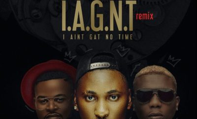 Pepenazi – I Aint Got No Time (Remix) Ft. Reminisce X Falz