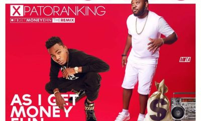 Magnito – As I get Money Ehn ft. Patoranking