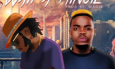 BOJ – Wait A Minute ft. Olamide (Prod. by Magik)