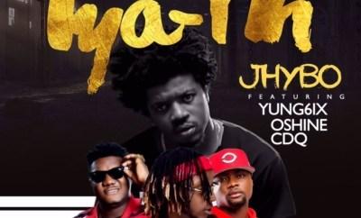 Jhybo – Iya Yin REMIX ft. CDQ, Yung6ix & Oshine