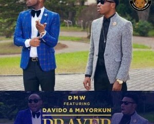 Davido x Mayorkun – Prayer