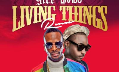 9ice – Living Things (Remix) ft. Davido