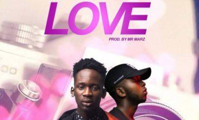 Mr. Eazi – Love ft. Rhatti