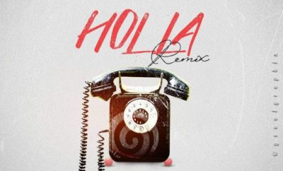 Klever Jay – Holla (Remix) Ft. CDQ