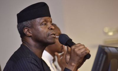 Osinbajo Opens Up