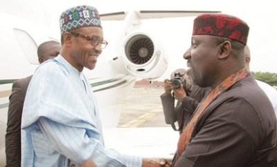 'President Buhari's