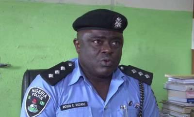 Police Arrest Suspected