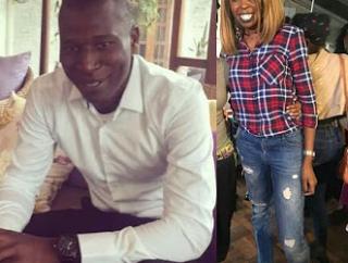 Kenyan blogger