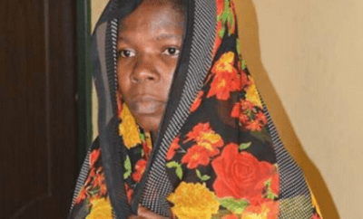 Kano police arrest woman