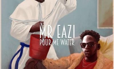 Mr Eazi – Pour Me Water