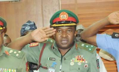 Buhari Army General threatened to kill President over defence contract