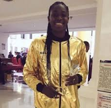 Super Falcons star Asisat Oshoala crowned Chinese women's League 'Best Striker for 2017'