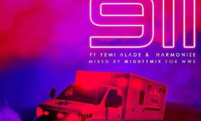 Krizbeatz Featuring Yemi Alade & Harmonize – 911