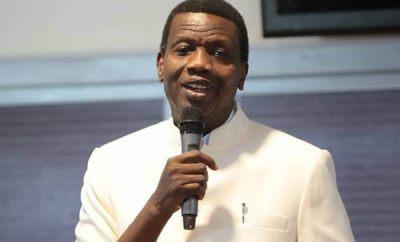 RCCG, Pastor Adeboye Reveals