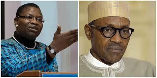 Oby Ezekwesili condemns President Buhari's silence