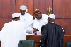 2018 Budget Buhari presents N8.612 trillion proposal to National Assembly