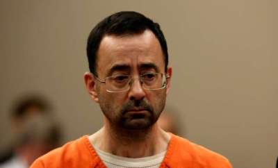 US Former gymnastics doctor pleads guilty