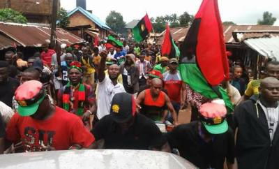 IPOB Orders Buhari To Stay Away From Biafraland