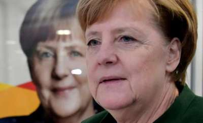 Merkel German Chancellor