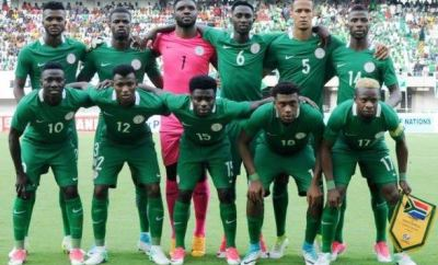 Super Eagles Ahead Of 2018 World Cup