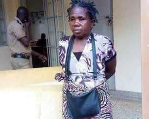 58-year-old Ugandan nurse arrested