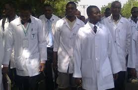 Ugandan medical doctors begin indefinite strike