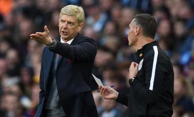 Arsenal Manager Arsene Wenger Says After Losing