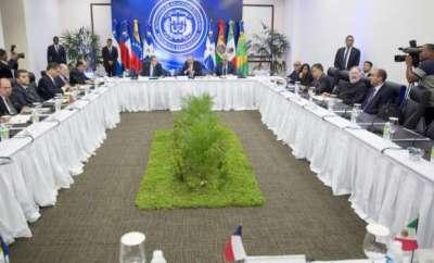 Nicolas Maduro Venezuela government, opposition hold new round of talks