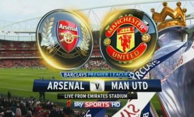 Arsenal vs Man United