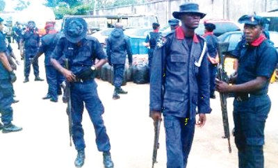 NSCDC Arrests Most Wanted Pipeline Vandal In Kogi