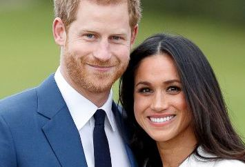 Prince Harry and Meghan Markle's